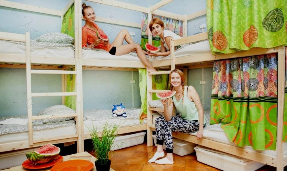 """Двухъярусная кровать """"Башня"""" для взрослых"""