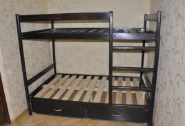 """Двухярусная кровать """"стандарт"""" 120*200"""
