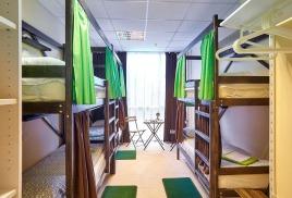 """Двухъярусная кровать увеличенной высоты """"Башня"""", 90*190/200 - идеальна для хостелов!"""